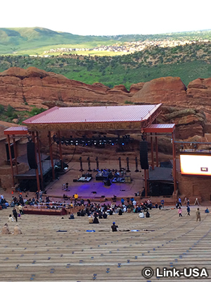 Red Rocks Park & Amphitheatre
