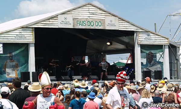 ニューオーリンズ ジャズ&ヘリテージ・フェスティバル New Orleans Jazz Heritage Festival