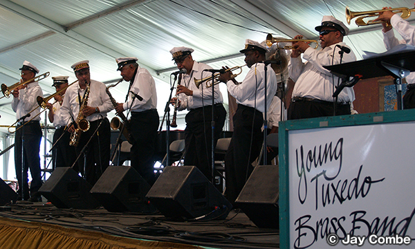 ニューオリンズ ジャズ&ヘリテージ・フェスティバル New Orleans Jazz Heritage Festival