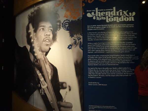 ジミ・ヘンドリックス Jimi Hendrix