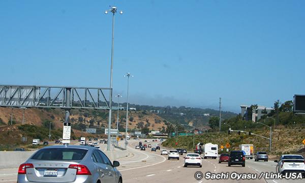 サンディエゴからサンクレメンテへ