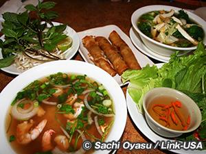 お勧めのベトナム料理店へ