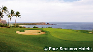 The Manele Golf Course