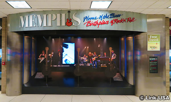 メンフィス国際空港 Memphis International Airpor