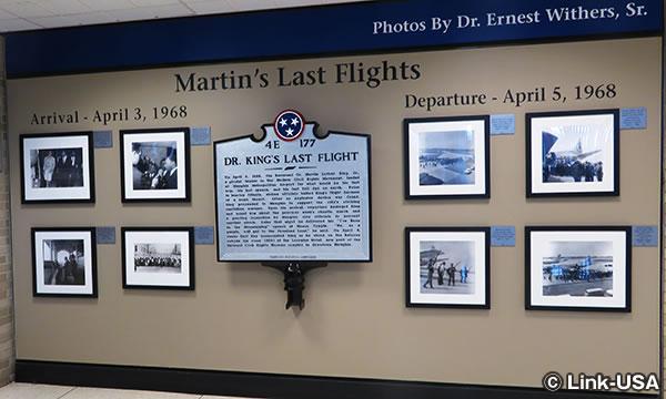 Martin's Last Flights