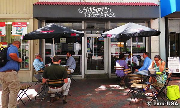 タコス レストラン Maciel's