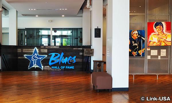 ブルースの殿堂博物館(Blues Hall of Fame Museum)へ