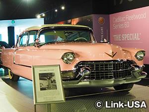 エルビス プレスリー 自動車博物館 Presley Motors Automobile Museum