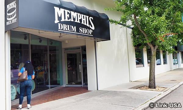 メンフィス ドラムショップ Memphis Drum Shop