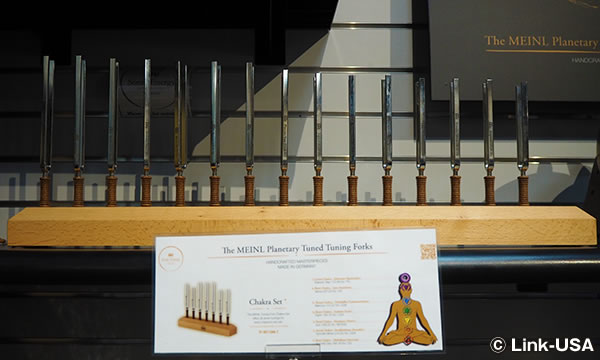 Planetary Tuned Tuning Forks