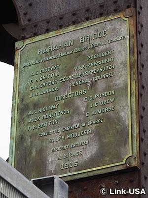 ハラハン橋 Harahan Bridge