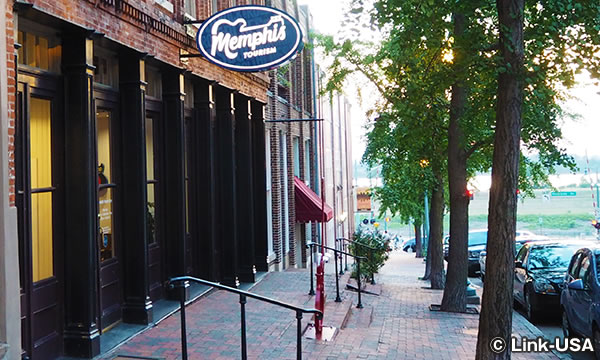 メンフィス観光局 Memphis Tourism