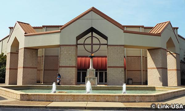 Temple of Deliverance の礼拝