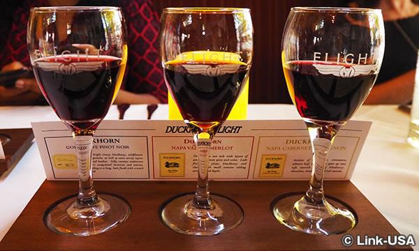 ワインのFLIGHT