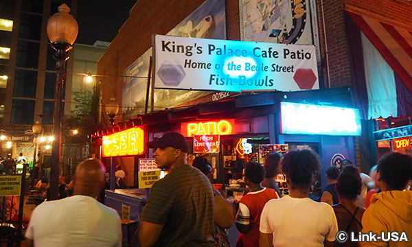 キング パレス カフェ パティオ Kings Palace Cafe Patio