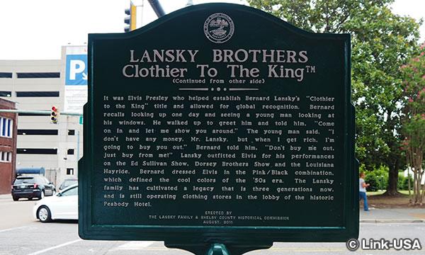 バーナード J ランスキー ストリート Bernard J Lansky Street