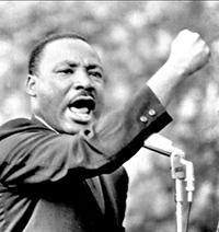 マーティン・ルーサー・キング・ジュニア Martin Luther King, Jr.