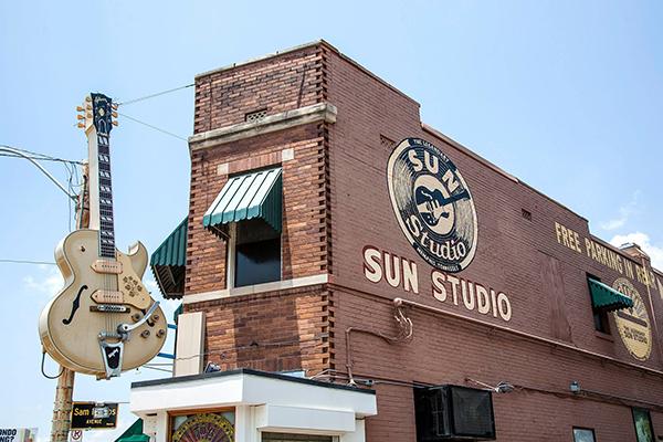 サン・スタジオ Sun Studio