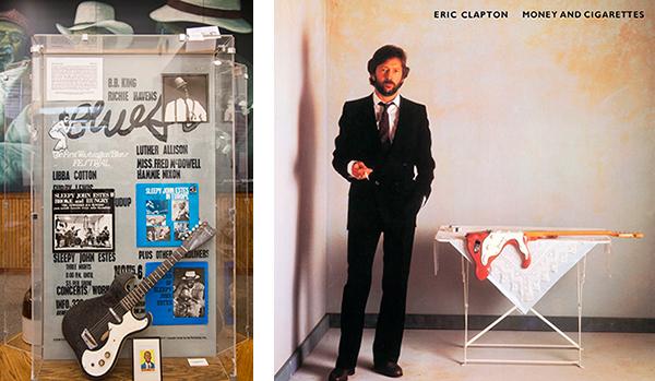 エリック・クラプトンも彼の曲をレコーディング!