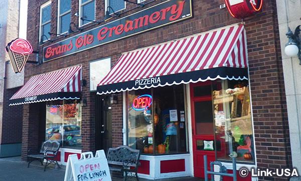 グランド オールド クリーマリー Grand Old Creamery