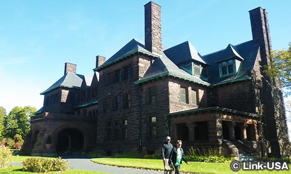 ジェームズ・J・ヒルハウス James J. Hill House