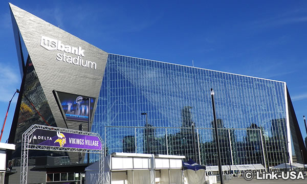USバンク・スタジアム U.S. Bank Stadium