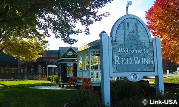 レッドウイング Red Wing