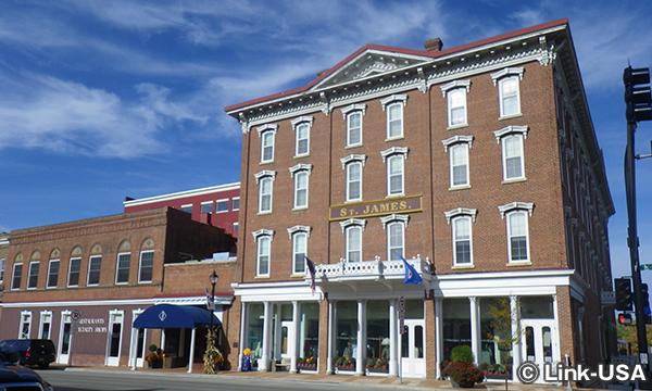 セント ジェームズ ホテル St. James Hotel