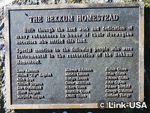 Bekkum Homestead