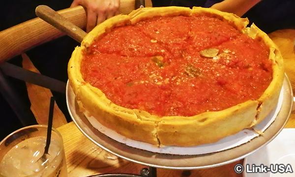Giordano's Pizza ジョルダーノス ピザ