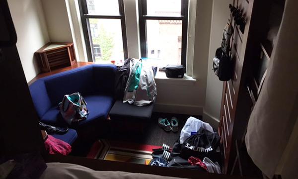 シカゴのホステル FreehandHostel