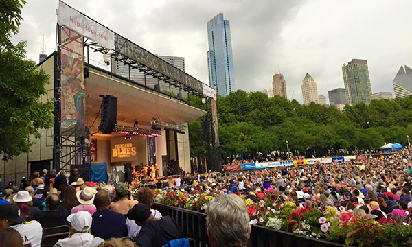 Chicago Blues Festival