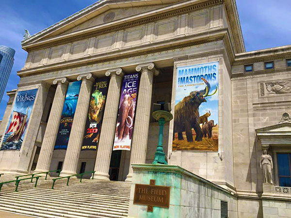 フィールド自然史博物館 Field Museum of Natural History