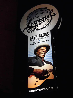 Buddy Guy Legends