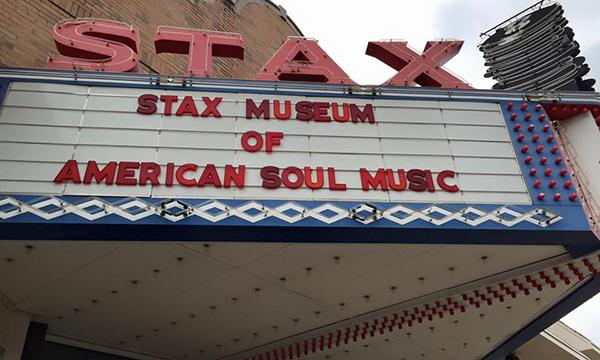 Nacomiのアメリカ音楽紀行♪ #8 STAX MUSEUM