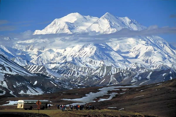 デナリ国立公園 Denali National Park and Preserve