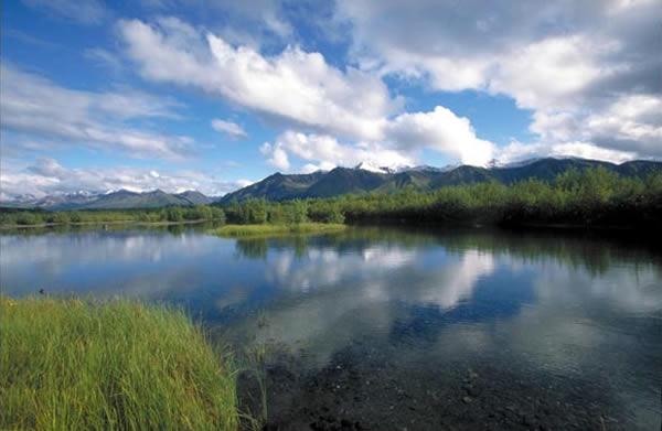 アラスカの国立公園