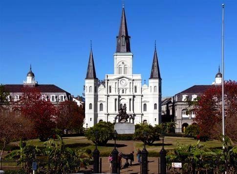 セント・ルイス大聖堂 Saint Lou...