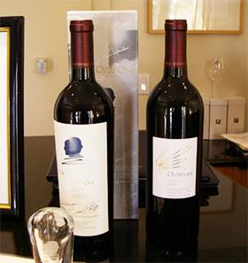 オーパス・ワン・ワイナリー Opus One Winery
