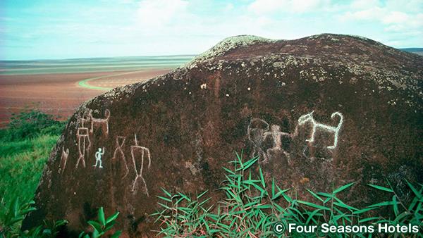 フアヒワの石文字