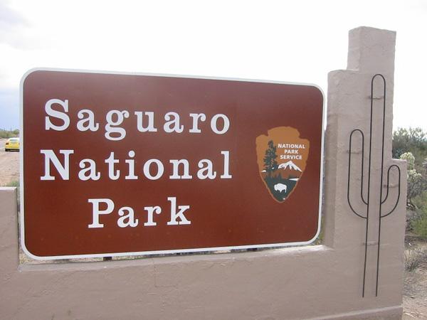 サワロ国立公園