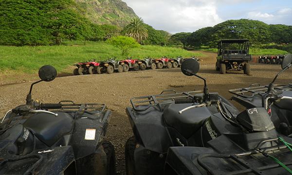 オアフ島 レンタカーの旅 2015 クアロア ~ カイルア ~ ラニカイ(クアロア編)