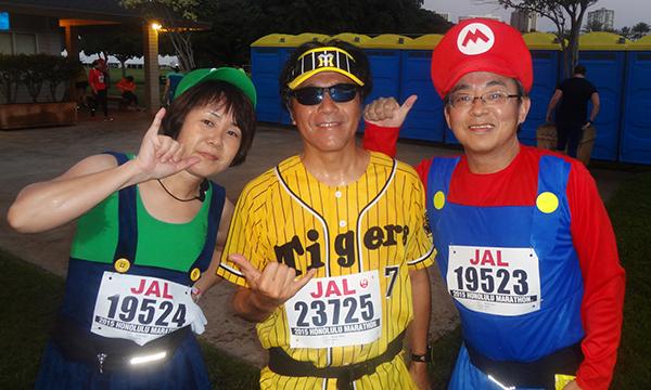オアフ島 レンタカーの旅 2015 ホノルルマラソン 2