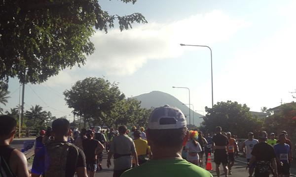 ホノルルマラソン ココヘッド