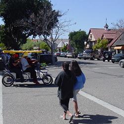 ソルバング カリフォルニアのデンマーク村