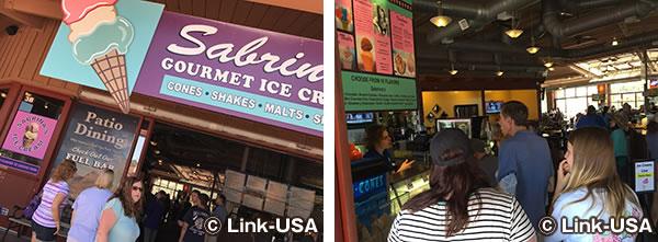 Sabrina's Ice Cream
