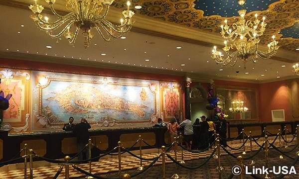 ベネチアン ラスベガス The Venetian Las Vegas
