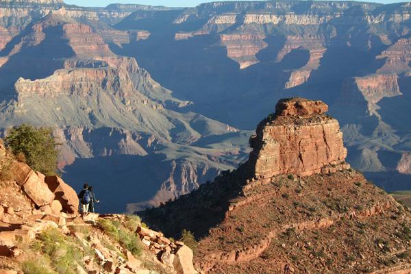 足を延ばして人気の国立公園へ