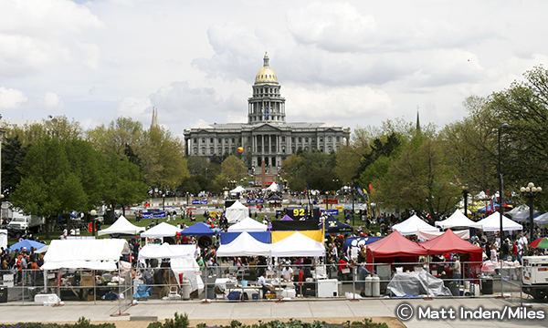 コロラド州議事堂 Colorado State Capitol Building
