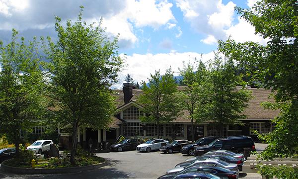 サリッシュロッジ&スパ Salish Lodge&Spa